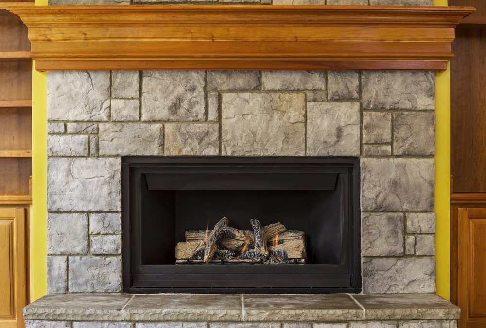 Fireplace Design a fireplace : Will A Fireplace Gas Insert Help Your Home Sell Better?
