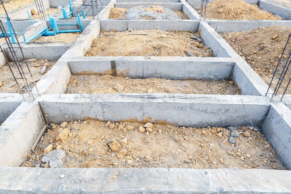 What are the insulation options for a pier and beam for How to build a pier foundation