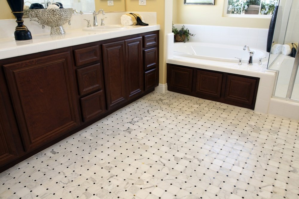 Sustainable Bathroom Flooring Options