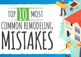 REMODELING MISTAKES