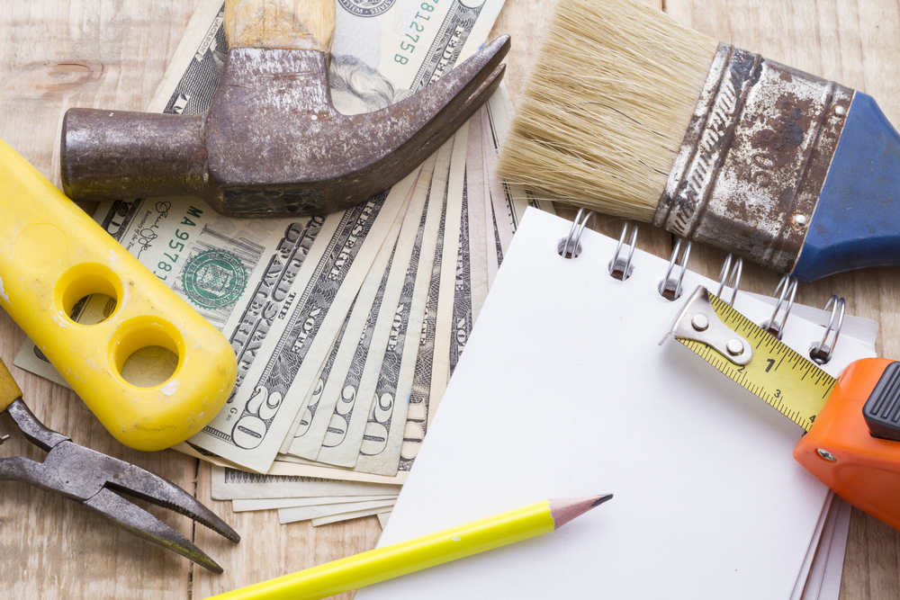 budgeting for renovations